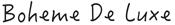 Boheme De Luxe Logo